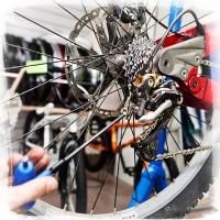 Правила ухода за велосипедом