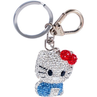 Аксессуары Hello Kitty — выбор автомобильных модниц