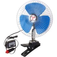 Вентилятор в салон: простое и эффективное средство от жары