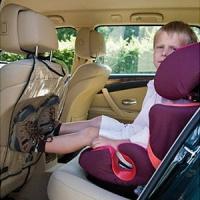 Защита спинки переднего сиденья: чистая обивка и хорошее настроение