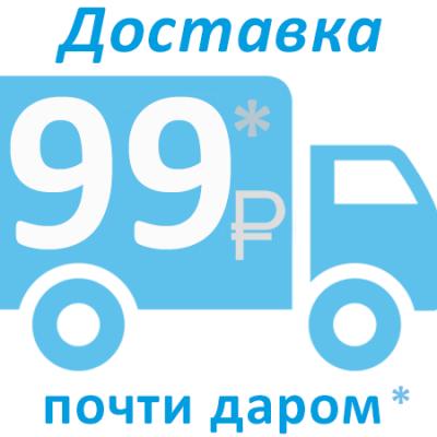 Доставка заказов по Москве всего 99 рублей