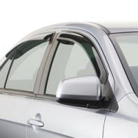 Дефлекторы — лучшая защита для экстерьера автомобиля