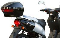 Багажник для скутера: комфортная перевозка багажа на малой мототехнике