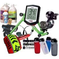 Дополнительное оборудование для велосипеда