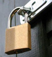 Замок навесной: универсальная защита от взлома и кражи