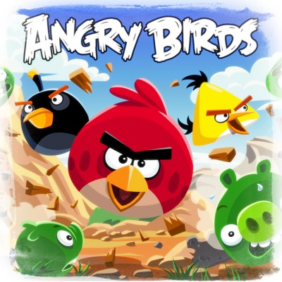 В дорогу с Angry Birds