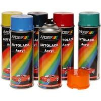 Ассортимент красок и другой продукции MOTIP