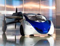 Самолетомобиль - уже реальность!