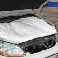Автоодеяло: простой способ сохранить тепло двигателя