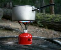 Плита газовая портативная: тепло и горячая пища вдали от цивилизации