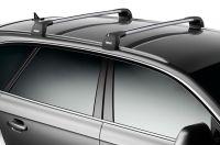 Багажник-поперечины для рейлингов: современное решение для перевозки багажа