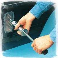 Применение обратного молотка в кузовном ремонте