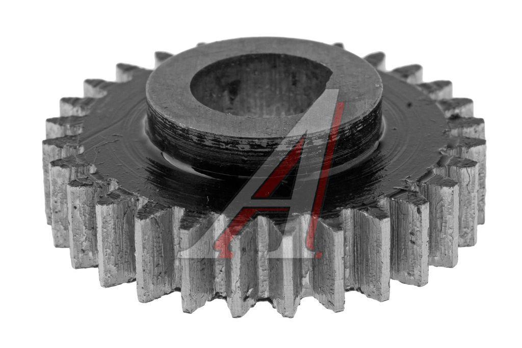 Шестерня привода спидометра МАЗ 28 зуб.