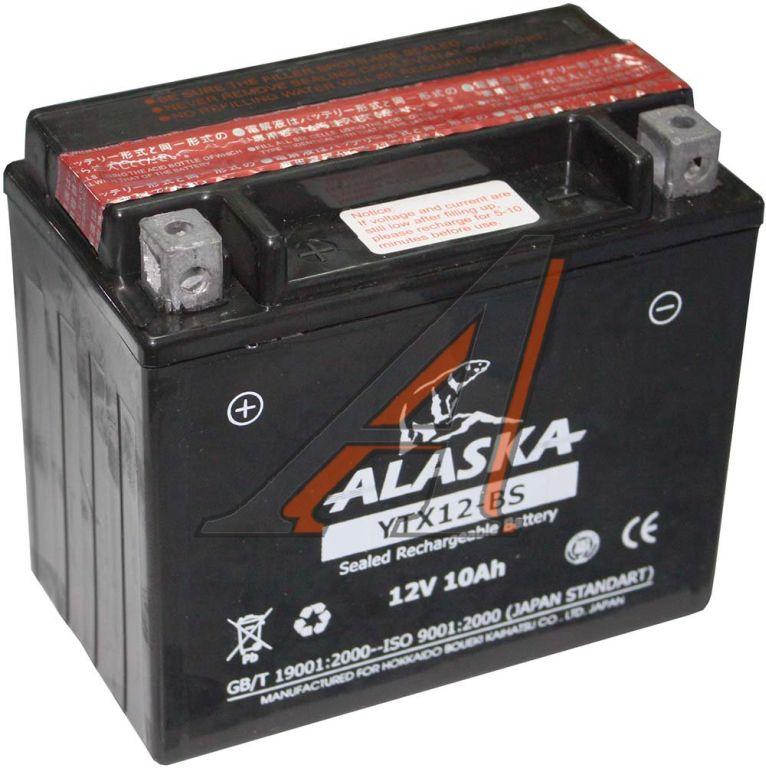 аккумулятор аляска инструкция