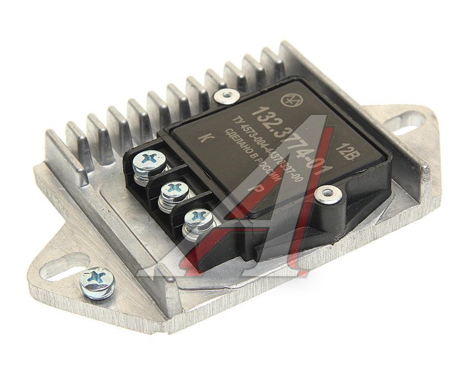 схема транзисторного зажигания зил-130