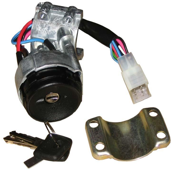 Производитель: Автодеталь-Сервис.  Номенклатурный номер: 31512-3704005-09.  Замок зажигания выключатель зажигания для...