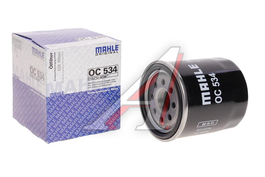 mahle oc23 фильтр масляный ford/toyota