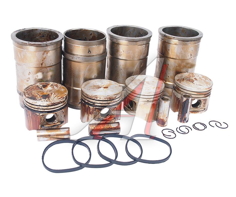 Запчасти для двигателей УМЗ: Поршень двигателя, Насос