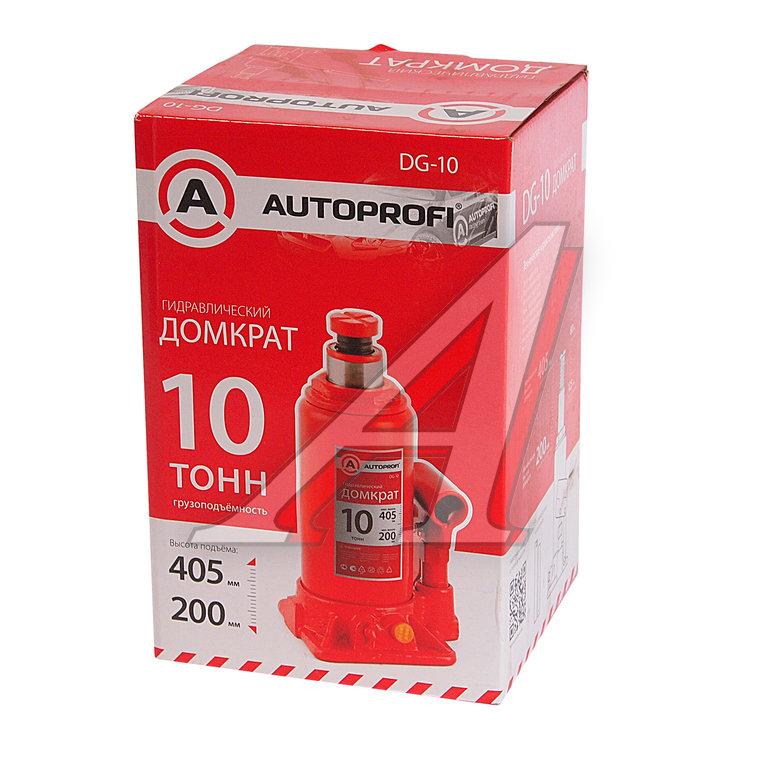 Домкрат Autoprofi 10т DG-10 - фото 6