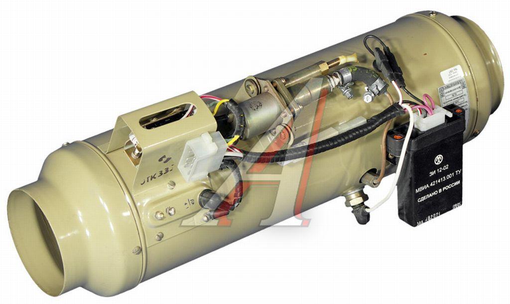 Отопитель 3.5кВт (3000) 24В бензин ШААЗ - О30-0010-20 ( В4) О30 ...