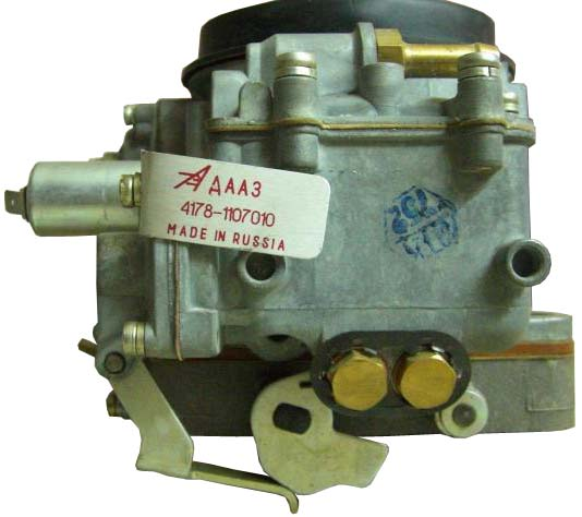 карбюратор солекс на уаз 4178 инструкция