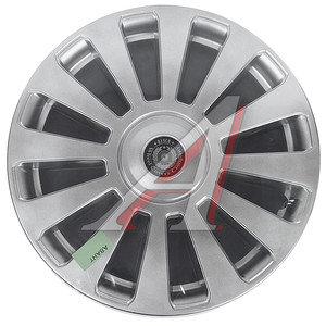 Колпак колеса R-14 декоративный серый комплект 4шт. АВАНТ АВАНТ R-14