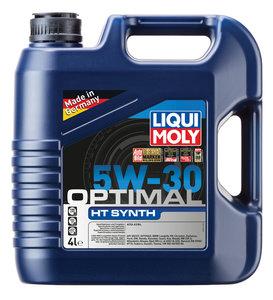 Масло моторное OPTIMAL SYNTH VW 502/00/505/00 синт.4л LIQUI MOLY LM SAE5W30 39001/акция39010,