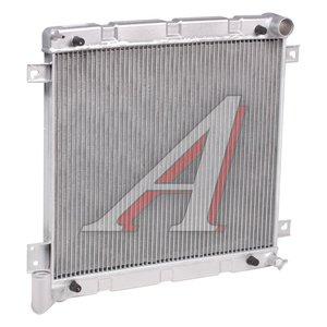 Радиатор ГАЗ-3302 Бизнес алюминиевый LUZAR 33027-1301010, LRc 03028b
