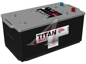 Аккумулятор ТИТАН MAX 140А/ч обратная полярность 6СТ140