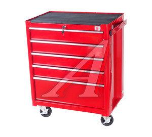 Шкаф инструментальный подкатной 5 секций BIG RED TBR3005