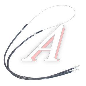 Трос стояночного тормоза PEUGEOT Boxer CITROEN Jumper FIAT Ducato (02-) BOSCH 1 987 477 263, 9023137/GCH3018, 4745.V5