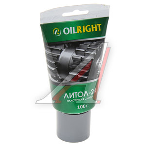 Смазка ЛИТОЛ-24 100г OIL RIGHT OIL RIGHT, 6001