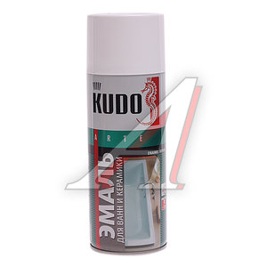 Краска для ванн белая 520г KUDO KUDO-1301