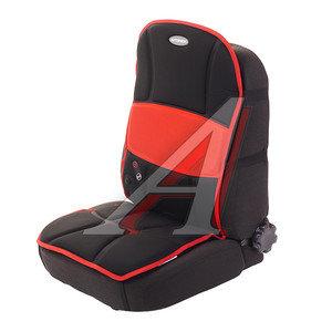 Накидка на сиденье массажная с подогревом Релакс 12V черно-красная AUTOPROFI MAS-300 BK/RD, MAS-300 BK, RD
