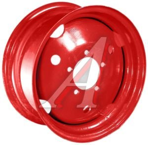 Диск колесный МТЗ передний (5 отверстий) под шину 11.2-20 (фаски с 2-х сторон) БЗТДиА W9х20, W9х20-3101020-A-01