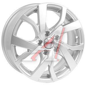Диск колесный литой FORD Focus 3,Mondeo (07-) R16 Палермо БП КС-607 K&K 5х108 ЕТ50 D-63,35,