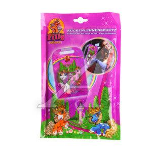 """Защита спинки сиденья переднего от загрязнения обувью """"Лошадки филли"""" Disney FIKFZ670/BSKFZ670,"""