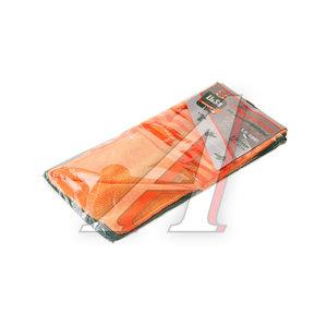Салфетка микрофибра универсальная высокой плотности 32х32см 3шт. Li-Sa 44429, LS0301