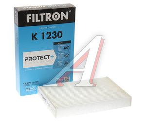 Фильтр воздушный салона NISSAN Juke RENAULT Fluence FILTRON K1230, LAK852