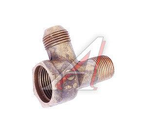 Тройник ГАЗ-3307 клапана усилителя тормозов (ОАО ГАЗ) 4301-3506177