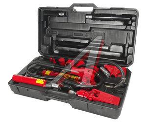 Набор инструментов для кузовных работ гидравлический, усилие 4т в кейсе 17 предметов JTC JTC-HD204