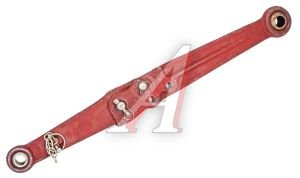 Тяга МТЗ навески левая в сборе САЗ 80-4605035