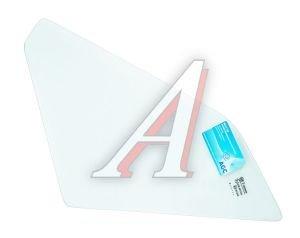 Стекло окна боковины ВАЗ-2109 правое (атермальное) БСЗ 2109-5403052-20, 6994783/4037785