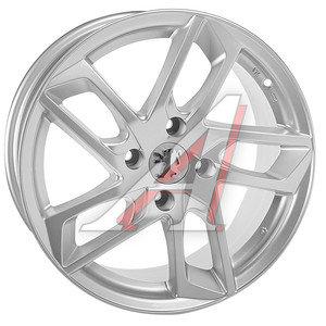 Диск колесный литой PEUGEOT 307,308,408 R16 PE14 S REPLICA 4х108 ЕТ32 D-65,1,