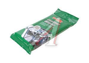 Салфетка влажная для ухода за кожаными поверхностями 20шт. TURTLE WAX TURTLE WAX FG6569, FG6569,