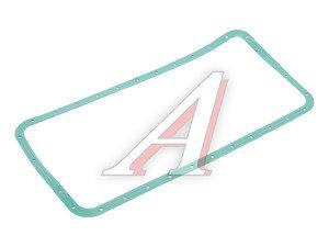 Прокладка ЯМЗ-236 картера масляного МБС зеленая армированная АВТОРЕСУРС 236-1009040, 236-1009040Р, 236-1009040-А2
