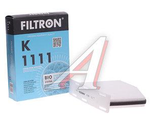 Фильтр воздушный салона AUDI A3,TT SKODA Octavia FILTRON K1111, LA181