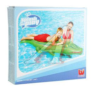 Игрушка надувная для плавания КРОКОДИЛ BESTWAY 41011, 31604,