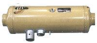 Отопитель вентиляционный 6500Ккал/ч. 24V верхний выхлоп дизель ШААЗ ОВ65-0010-Г в.выхл., ОВ65-0010-Г