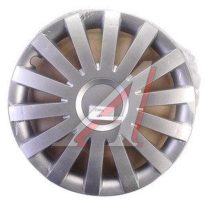 Колпак колеса R-13 декоративный серый комплект 4шт. СЭЙЛ СЭЙЛ R-13